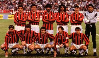 AC MILAN 1988-1990: Tim Terbaik Sepanjang Masa Versi UEFA www.guntara.com