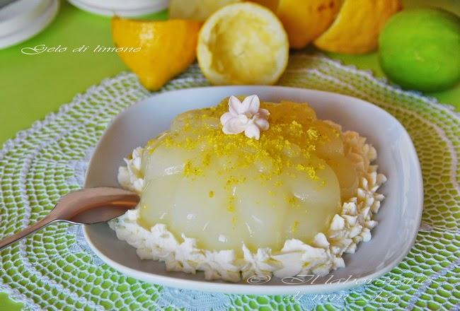τζέλο ντι λιμόνε : ζελε λεμονιου απο την σικελια  ♦♦  gelo di limone