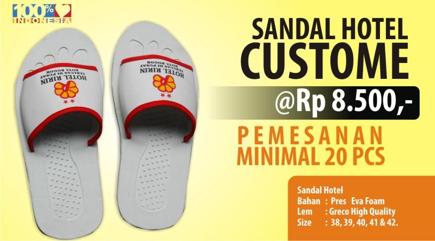 Grosir Sandal Hotel | Grosir Sandal | Sandal Gunung ...
