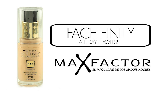 review opinion facefinity maquillaje piel grasa mixta maxfactor