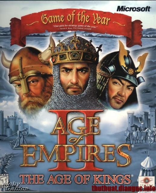 Download Game Đế chế 2 – AOE II Full Crack mới nhất