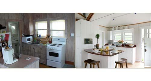 La ristrutturazione di un cottage nel Massachusetts  Blog Arredamento - Interior Design