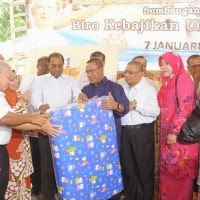 Kerajaan Negeri Menjunjung Kasih Keprihatinan Sultan Perak