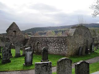 Tullich Church, Ballater, Deeside