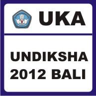 Hasil UKA 2012 UNDIKSHA