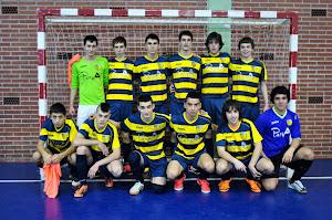 Plantilla Elorrioko juvenil 2012-2013