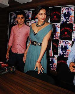 Sonam Kapoor and Imran Khan Launches Stardust Magazine (16).JPG