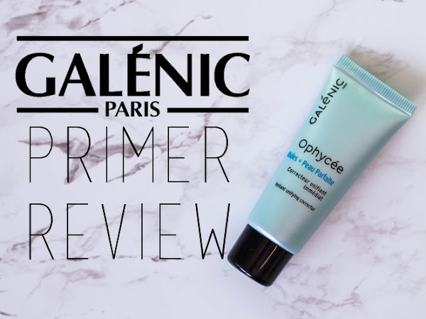 Beauty: Galénic Ophycée primer review