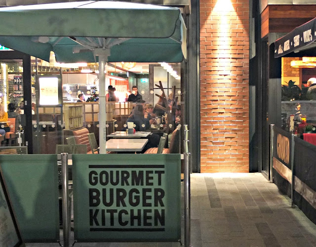 Gourmet Burger Kitchen, Hanley Stoke on Trent