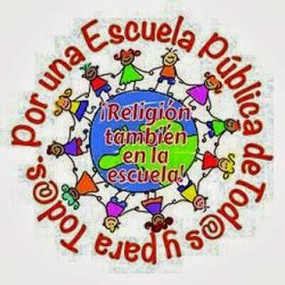 CON RELIGION ES DE TODOS Y PARA TODOS