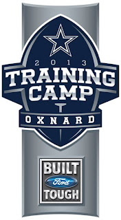 Dallas Cowboys Training Camp 2013