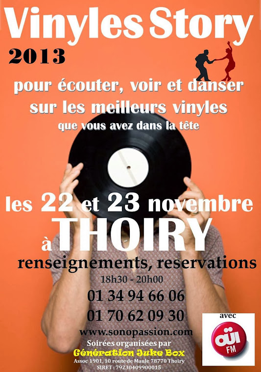 Vinyles Story OUIFM