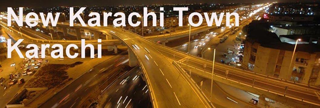 New karachi Town, Krachi