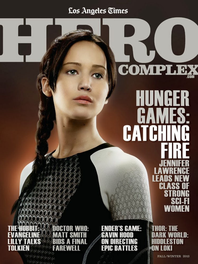 CELEBRITY: Jennifer Lawrence (11) HERO COMPLEX Los Angeles ...