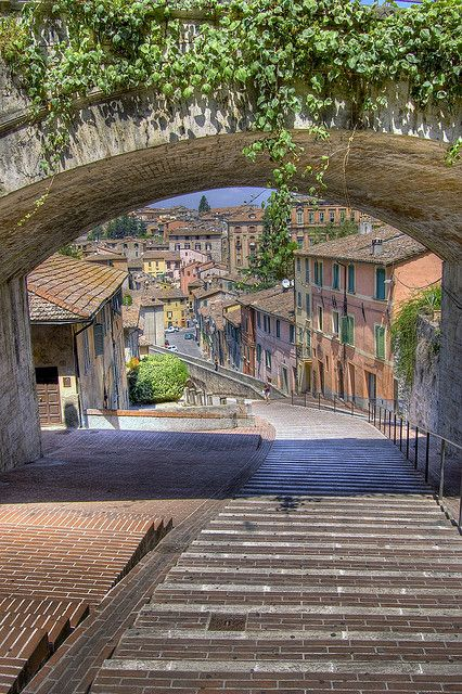 Perugia Italy Most Beautiful