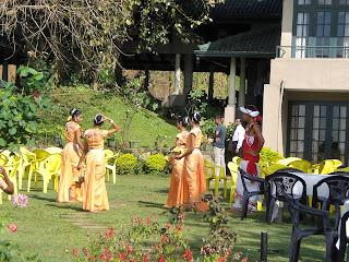 Danse traditionnelle sri lanka