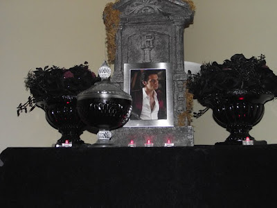True Blood Party Decorations @ Northman's Party Vamps