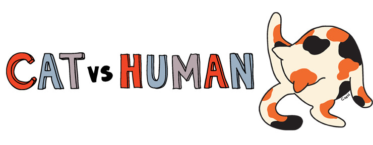 CAT vs HUMAN にほんご