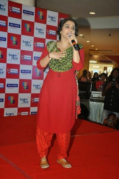 Vidya Balan in punjabi dress