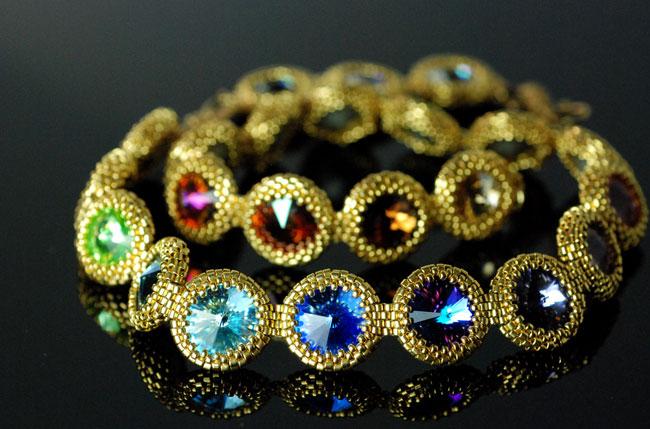 Image result for Rivoli Beads final