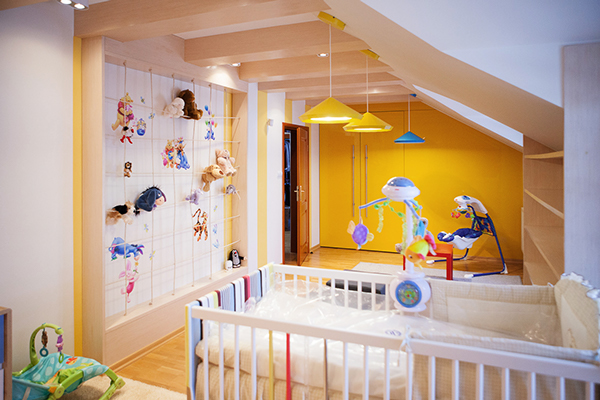 Fun Colorful And Playful Loft Decor Design Ideas For Kids Bedroom