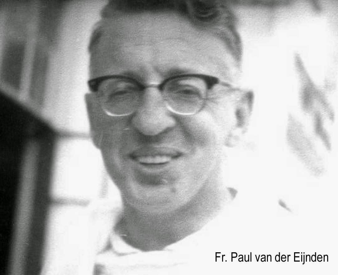 Fr Paul, ca 1958