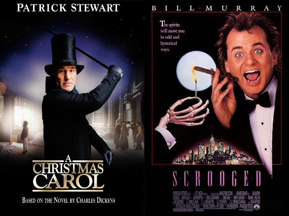 episode 44 a christmas carol 1999 and scrooged 1988 - A Christmas Carol 1999