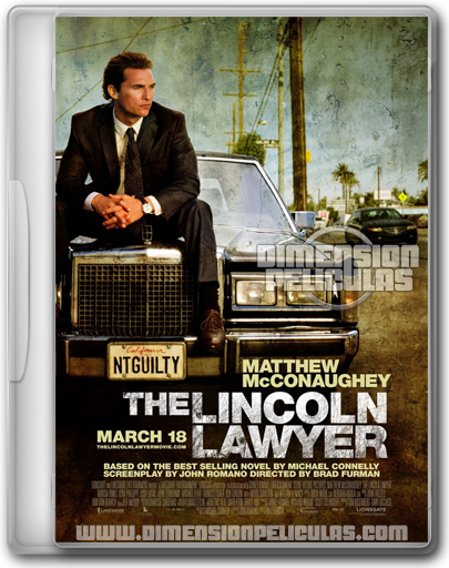 The Lincoln Lawyer (DVDRip Inglés Subtitulado) (2011)
