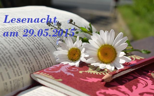 Lesenacht am 29.04