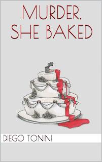 copertina del racconto Murder, She Baked di Diego Tonini