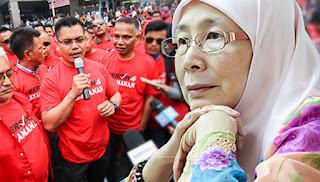 Kajang tiada masalah, tak perlu demo – Wan Azizah