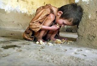 miskin, afrika, kebuluran, gambar yang menyayat hati, kebuluran global