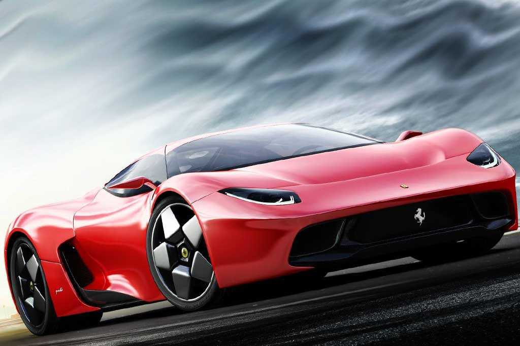2013 Ferrari F70 Reviews And Prices Luxurious Automotive