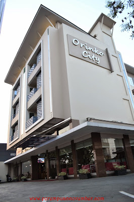 orinko city hotel medan