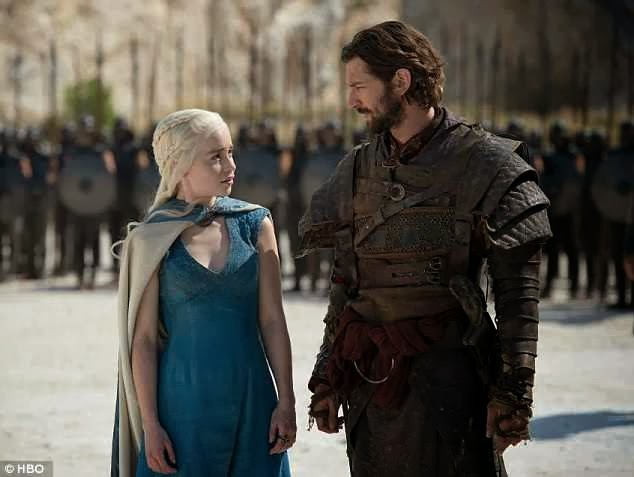 Why Game of Thrones Recast Daario Naharis in Season 4