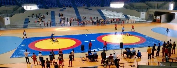 Delegação do RN na Luta Olímpica já está definida para Jogos Escolares Brasileiros