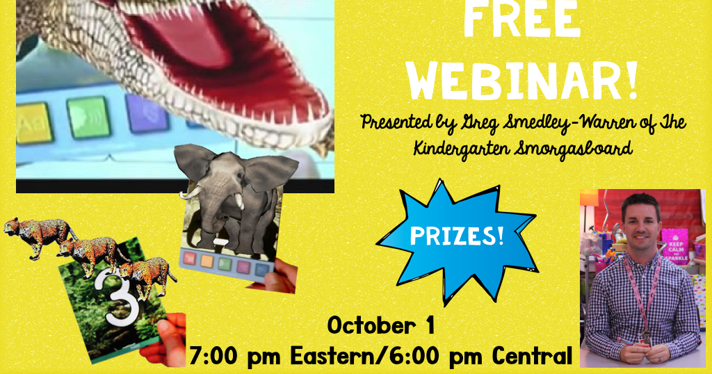 FREE WEBINAR Bring Learning ALIVE Using Augmented
