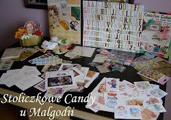 Stoliczkowe Candy u Malgodii