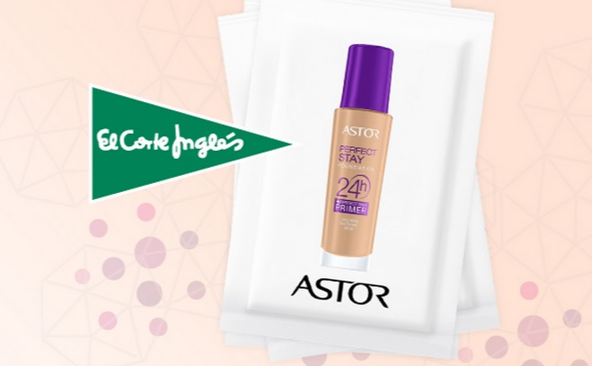LOTE MAQUILLAJE ASTOR