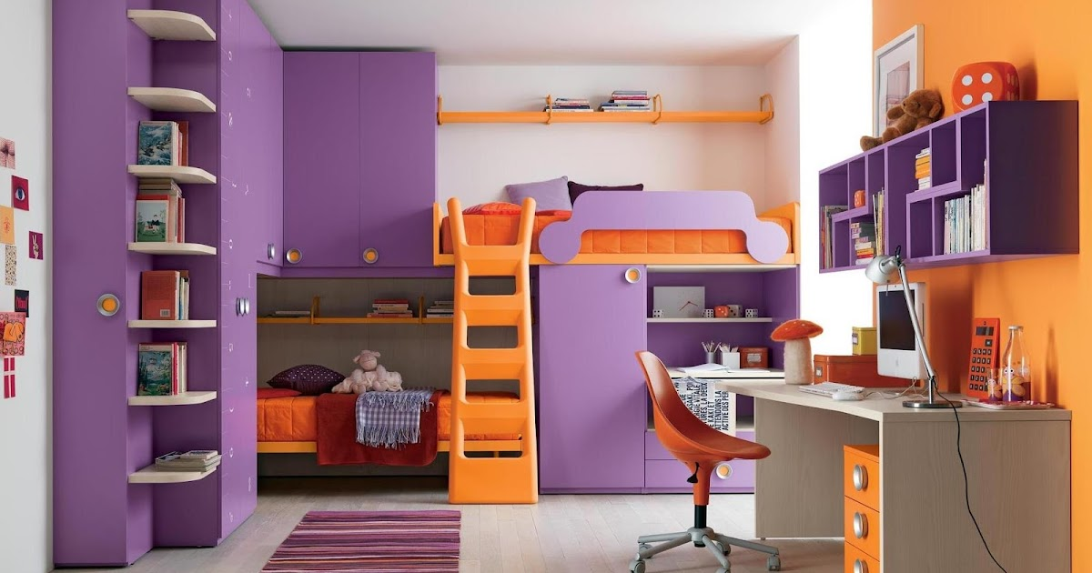 Chambre ado fille design id es d co pour maison moderne for Chambre ado design