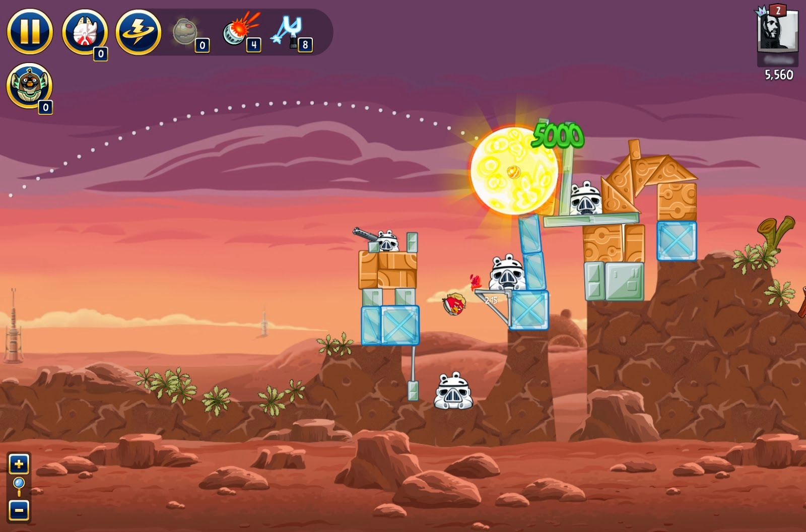 Free Download Angry Birds Star Wars Full Pc Game Top