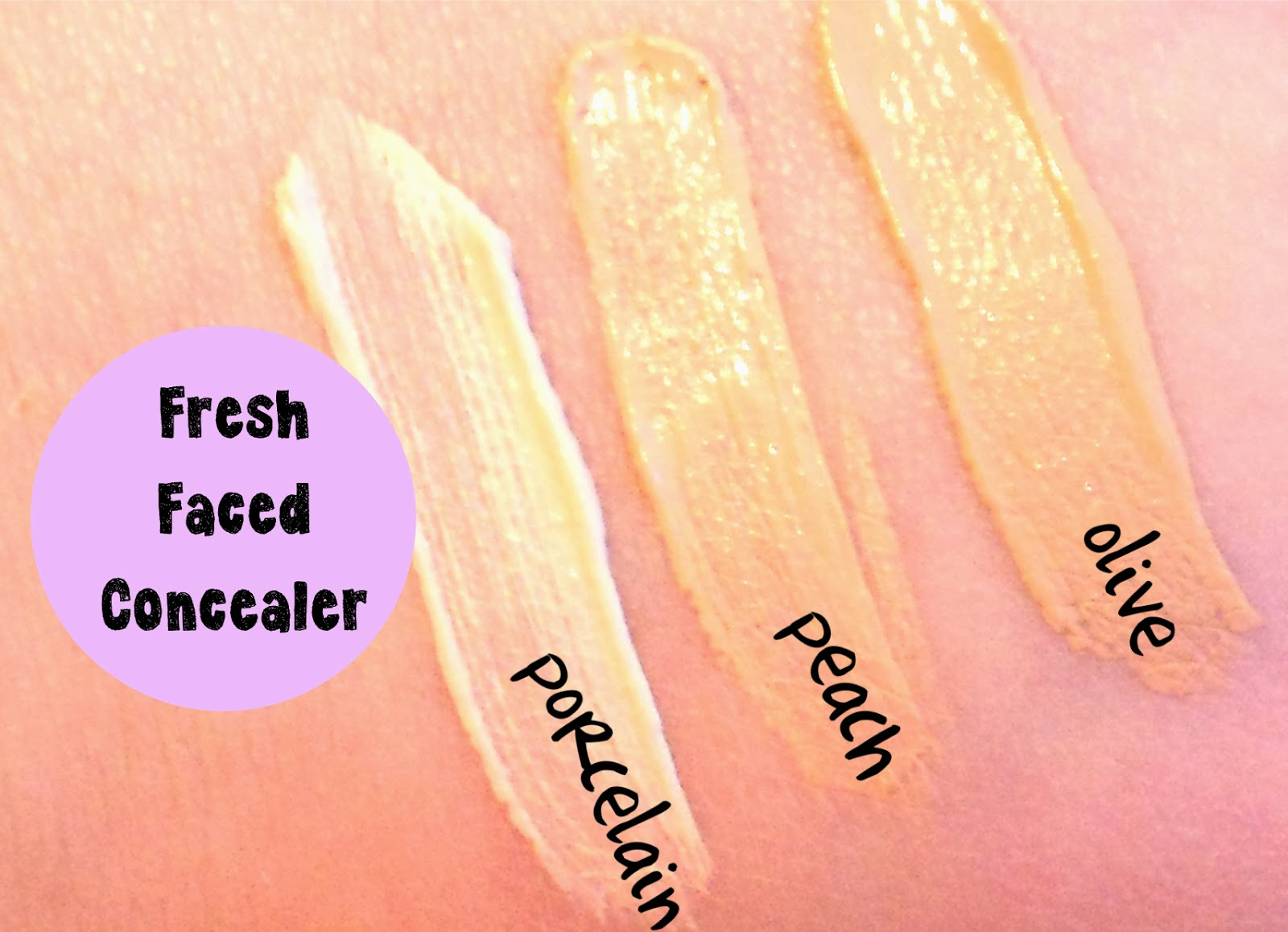 miners cosmetics fresh faced concealer cheap budget dupe mac