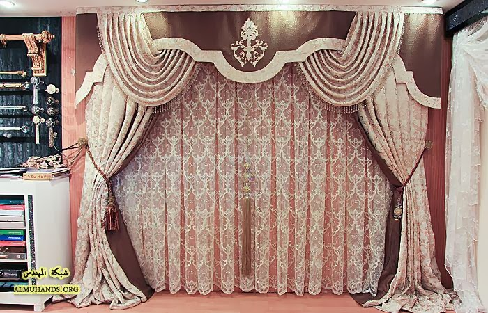 living room design ideas: 10 Top Luxury drapes curtain designs ...