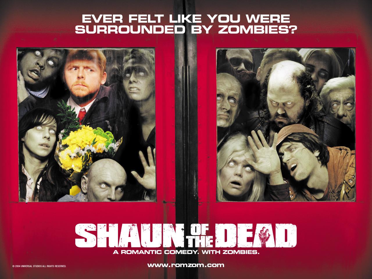 Shaun of the Dead... español latino...