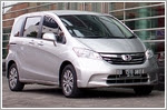 New Honda Freed 1.5 PSD A/T