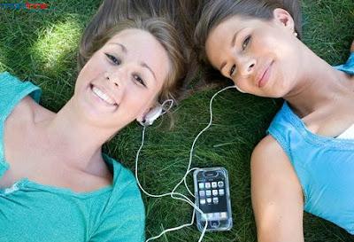 Nghe nhạc thoải mái với dịch vụ 3G Mobifone