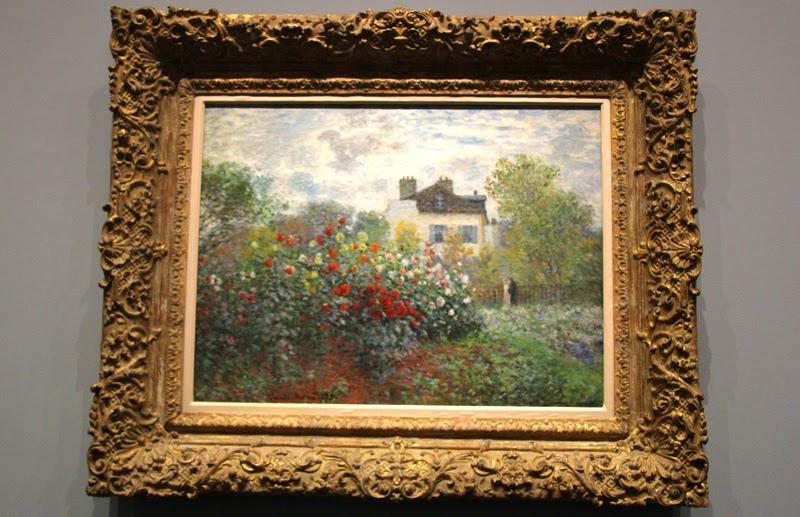 Monet - Jardin de l'artiste