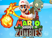 juegos de plants vs zombies mario shoot