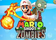 juegos de plants vs zombies mario shoot