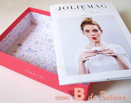 JolieBox Aniversario